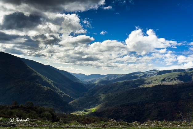 Montañas de O Courel (Galicia)