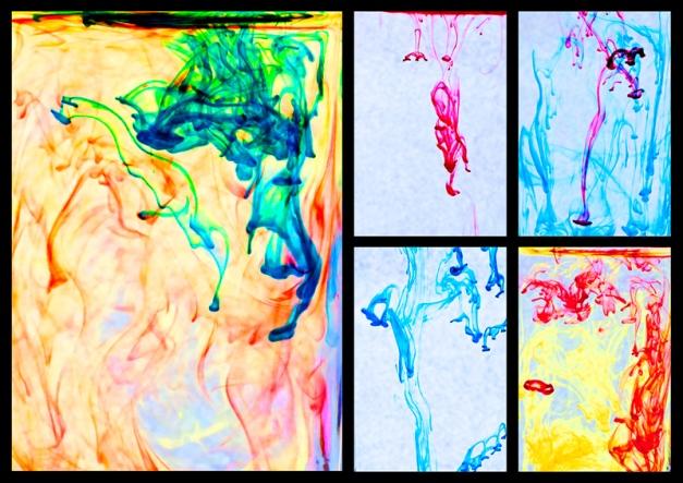 Juegos de agua coloreando