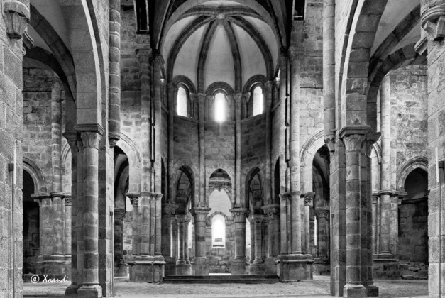 Monasterio San Lorenzo de Carboeiro (Pontevedra)