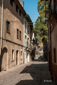 Calle del Agua (Villafranca)