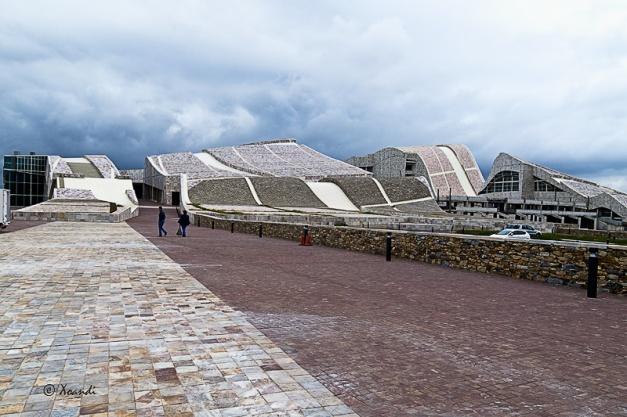 Cidade da Cultura Galicia)