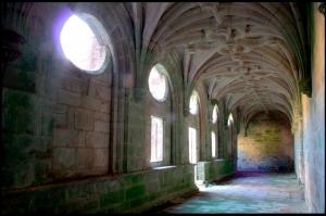 Claustro Monasterio Monfero - Chencho