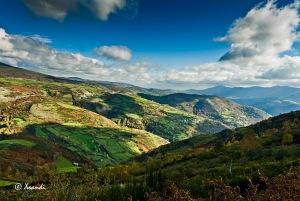 Sierras de O'Courel
