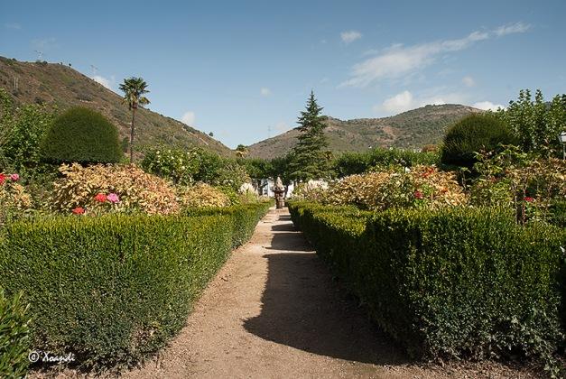 Jardines de la Alameda (Villafranca)