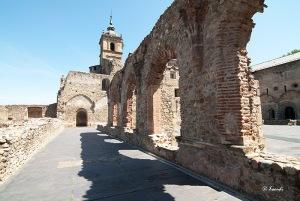 Ruina del Claustro Reglar