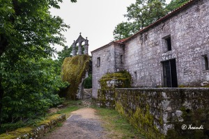 Monasterio-San Pedro de Rocas (Orense)