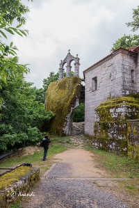 Monasterio San Pedro de Rocas (Orense)