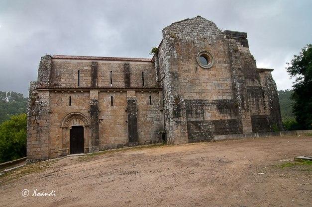 Monasterio de Carbeiro (Galicia)