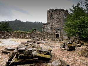 Monasterio de Carbeiro (ruinas)