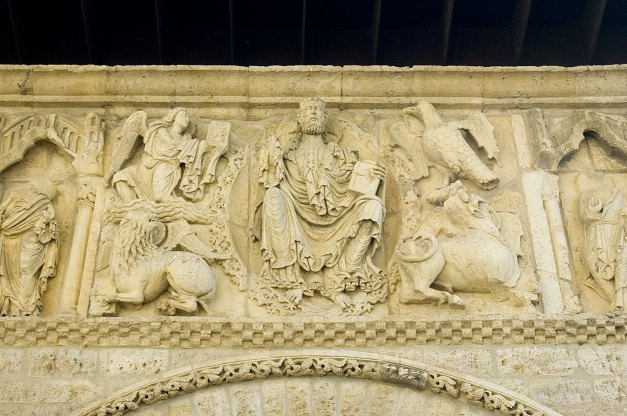 Pantocrator - Iglesia de Santiago