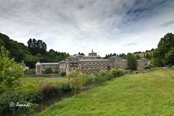 Real Abadía de Samos (Galicia)