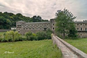 Real Abadía de Samos(Galicia)