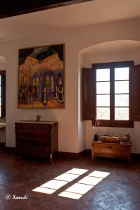 Sala de la biblioteca