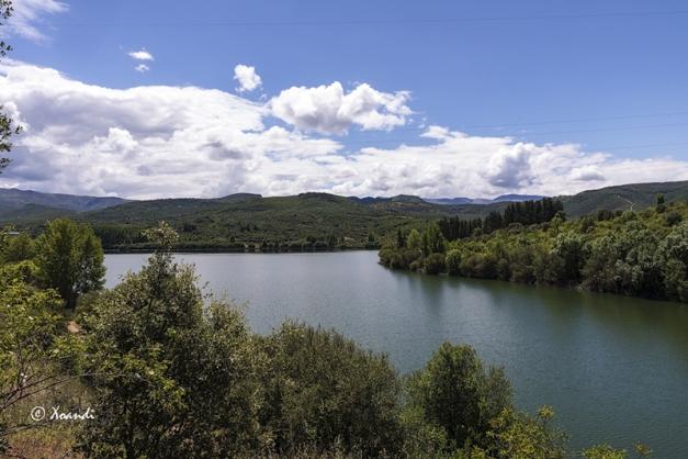 Lago de Carracedo (Bierzo - León)