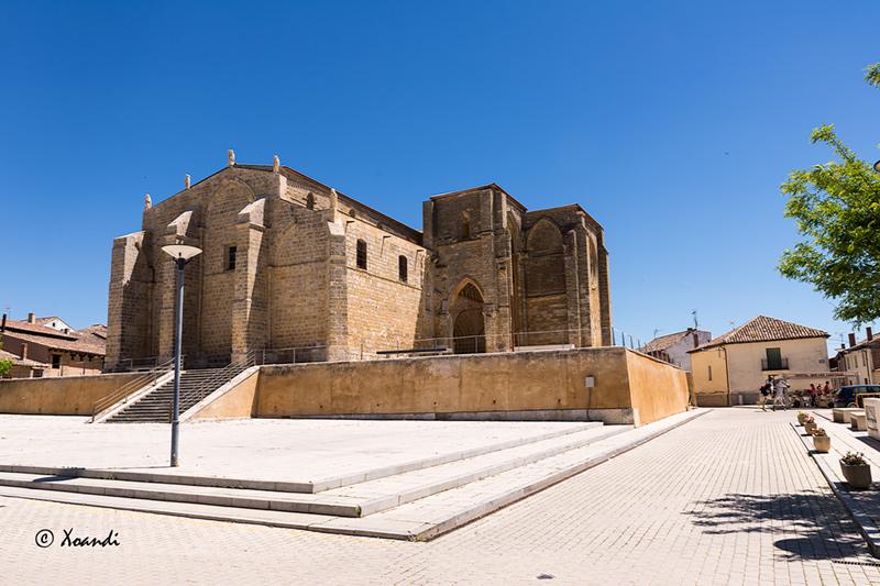 Iglesia de Villalcazar de Sirga (Palencia)