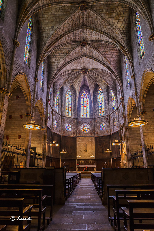 Iglesia-Monasterio-de-Pedralbes