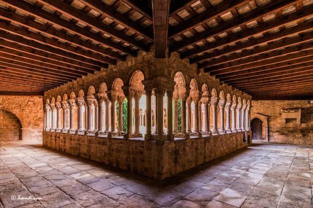 Monasterio Sta. María de L'Estany